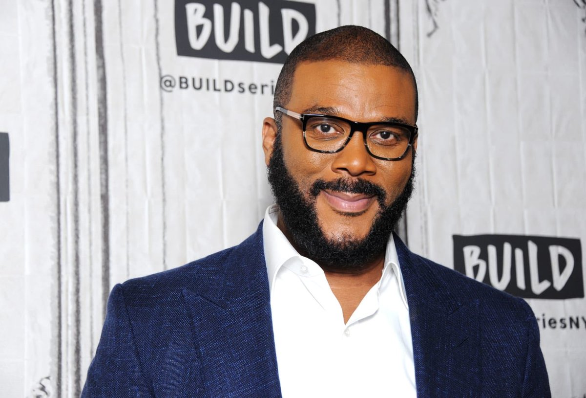 Since we're on the topic of range  Mr. Tyler Perry. That's the tweet.