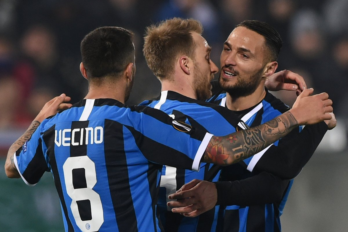Xem lại Inter Milan vs Ludogorets Highlights, 28/02/2020