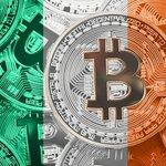Image for the Tweet beginning: Ireland Seizes Bitcoin Stash Worth