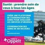 Image for the Tweet beginning: La #santé sera une des