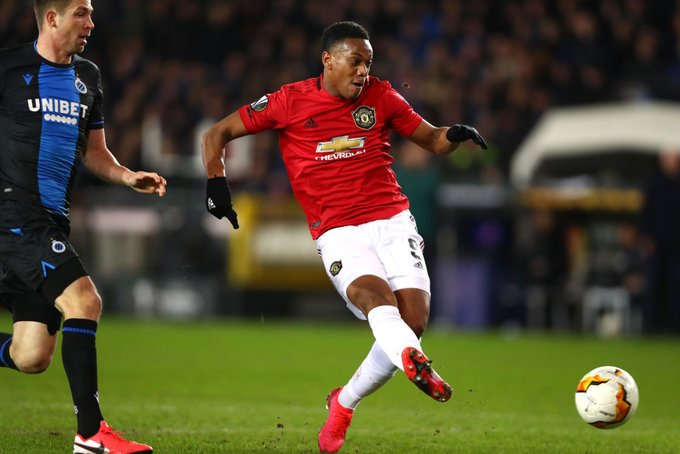 Xem lại Club Brugge vs Man Utd Highlights, 21/02/2020