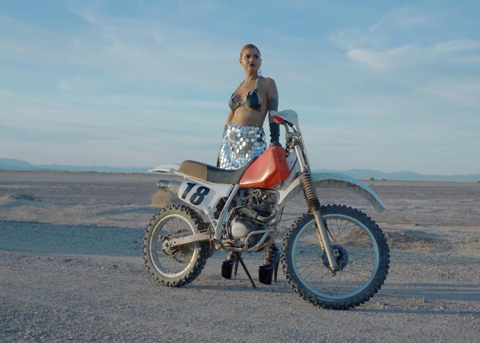 Argentina-born rapper Ms Nina is out with a thrill-seeking new track, Caprichosa rol.st/2wAAJGL