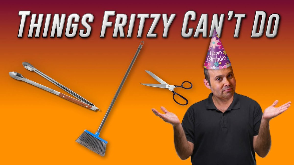Things Fritzy Can't Do: The Definitive Collection
