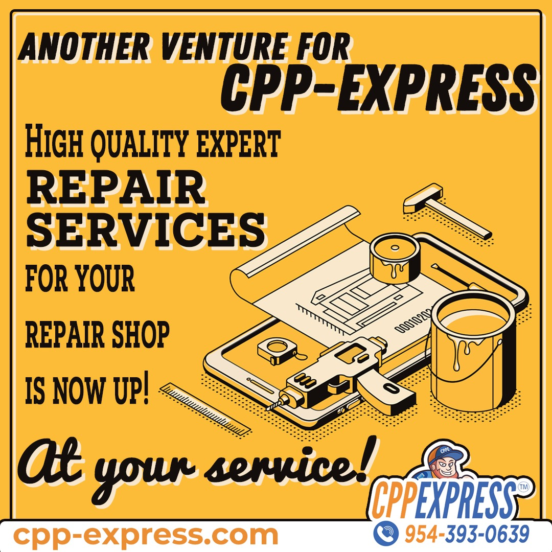 CPP-Express offers MICROSOLDERING repairs! Done by our expert technicians! Lowest price in the market!  Visit us at http://cpp-express.com  or call us: 954-393-0639pic.twitter.com/Zphv7nCyCR