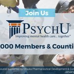 Image for the Tweet beginning: The #PsychU community has grown