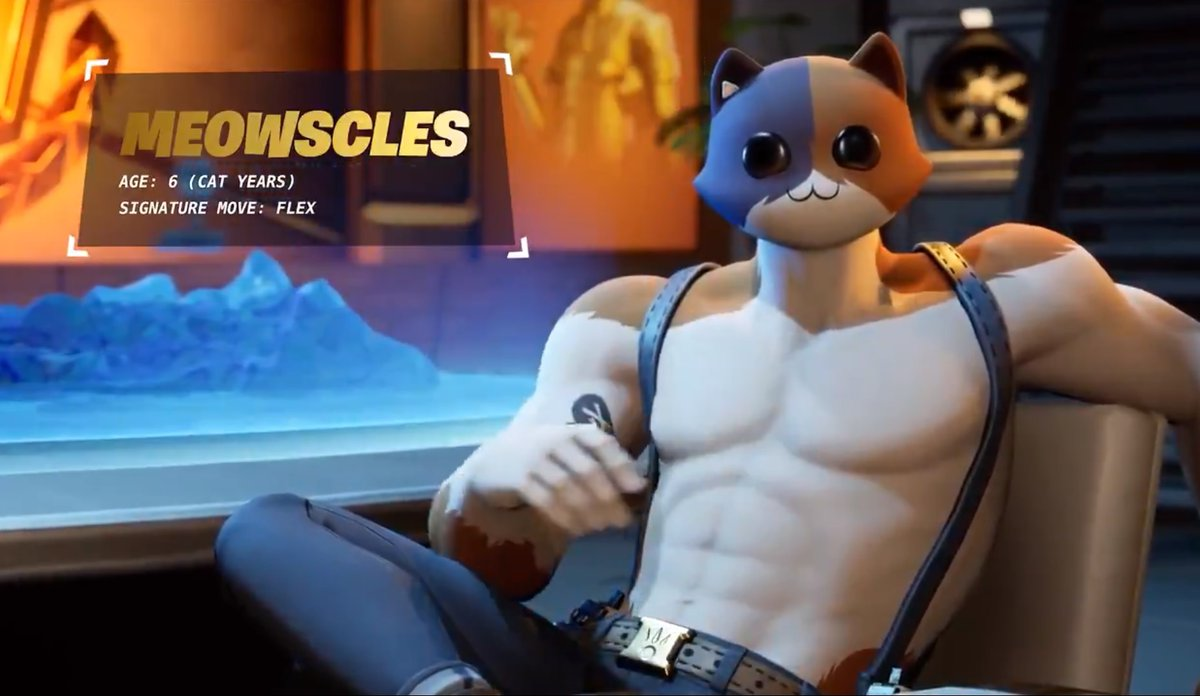 "Today I'm sad. Many of you have warned me that @EpicGames has been copied to me in #Fortnite with ""#meowscules"". I can't say anything, and it seems almost a joke to say that when I see my followers, anyone would say ""it should be a coincidence"". But ... it's strange. Thread -->"