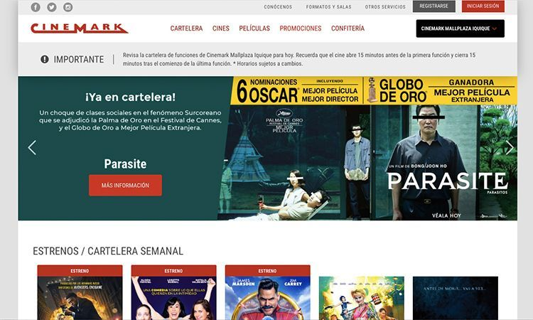 Cinemark, tienda online de cine: opiniones yvaloración https://marketing4ecommerce.cl/cinemark-tienda-online-de-cine-opiniones-y-valoracion/…pic.twitter.com/ZHZeZLMQRs