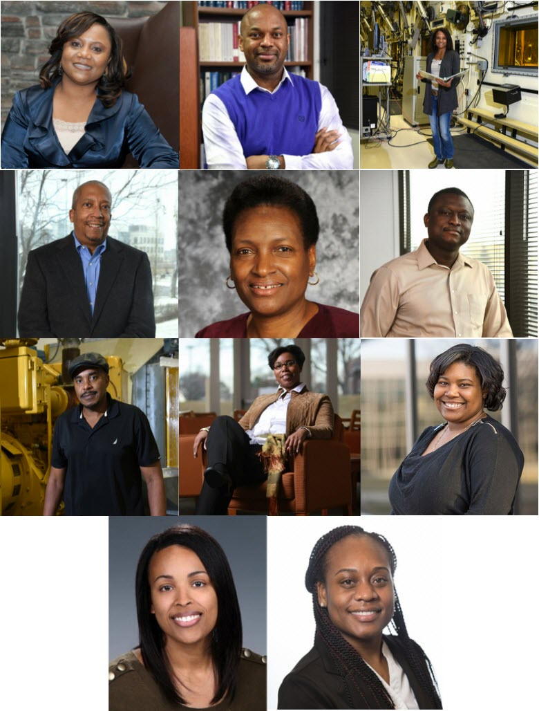 DOE Celebrates Black History Month #WomenInSTEM #BlackHistoryMonth https://www.energy.gov/diversity/photos/doe-celebrates-black-history-month… @energy @ppplab and @inl recognize the contributions of their African American employees.pic.twitter.com/kWM0qHLzb6