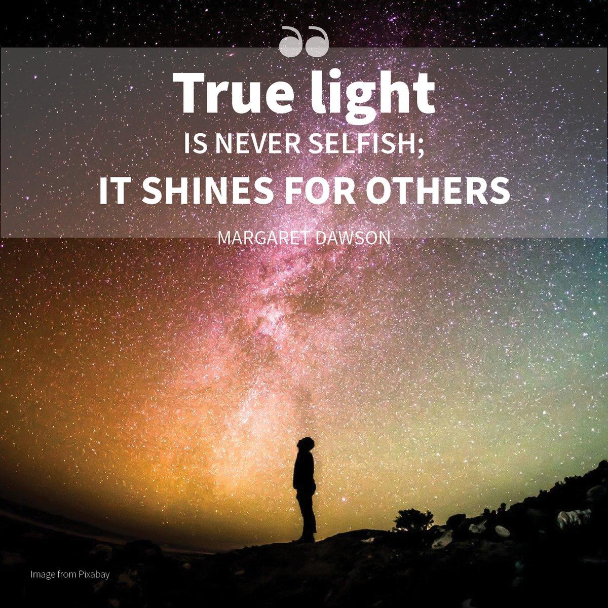 """True Light Is never selfish."" Shining your true light helps others shine their light. #letyourtruelightshine #shineyourlight #beyourself #beyou #doyou #foryou #selfempowerment #selflove #light #womeninSTEM #femalepublicspeakers #publicspeakers #publicspeaking #womenintech #STEMpic.twitter.com/3HF7sAfUZ2"