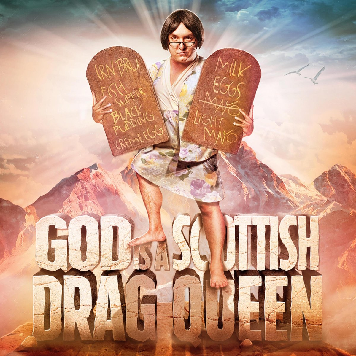Pastel power suit? Check. Scottish accent? Check. The Lord is in the building. GOD IS A SCOTTISH DRAG QUEEN starring @mikedelamont coming to the Okanagan. Sat Mar 14 @ 7:30 at Venables Theatre in Oliver. Tix @ info http://ow.ly/utzh50yrRqC #oliverbc #okanaganpic.twitter.com/ejJsERyRpx