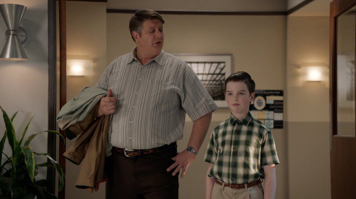 .@YoungSheldon finally found where he fit right in. Stream the latest full episode now:  #BigBangTheory