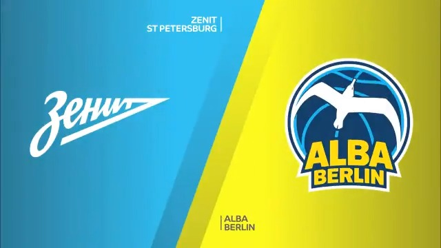 Image for the Tweet beginning: .@albaberlin rallied from a double-digit