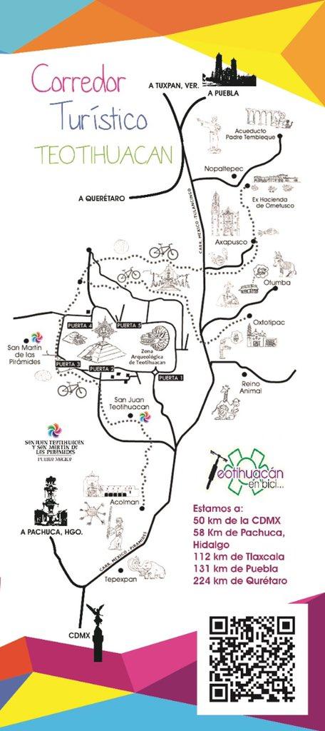 #Quehacer, #comollegar, #dondecomer y más                                                                    #Teotihuacán #GuiadeViaje  #TurismoVirtual #QuédateEnCasa #Edoméx #PuebloMágico  #QuedateEnTeotihuacan @EdomexTurismo @evelyn_osji