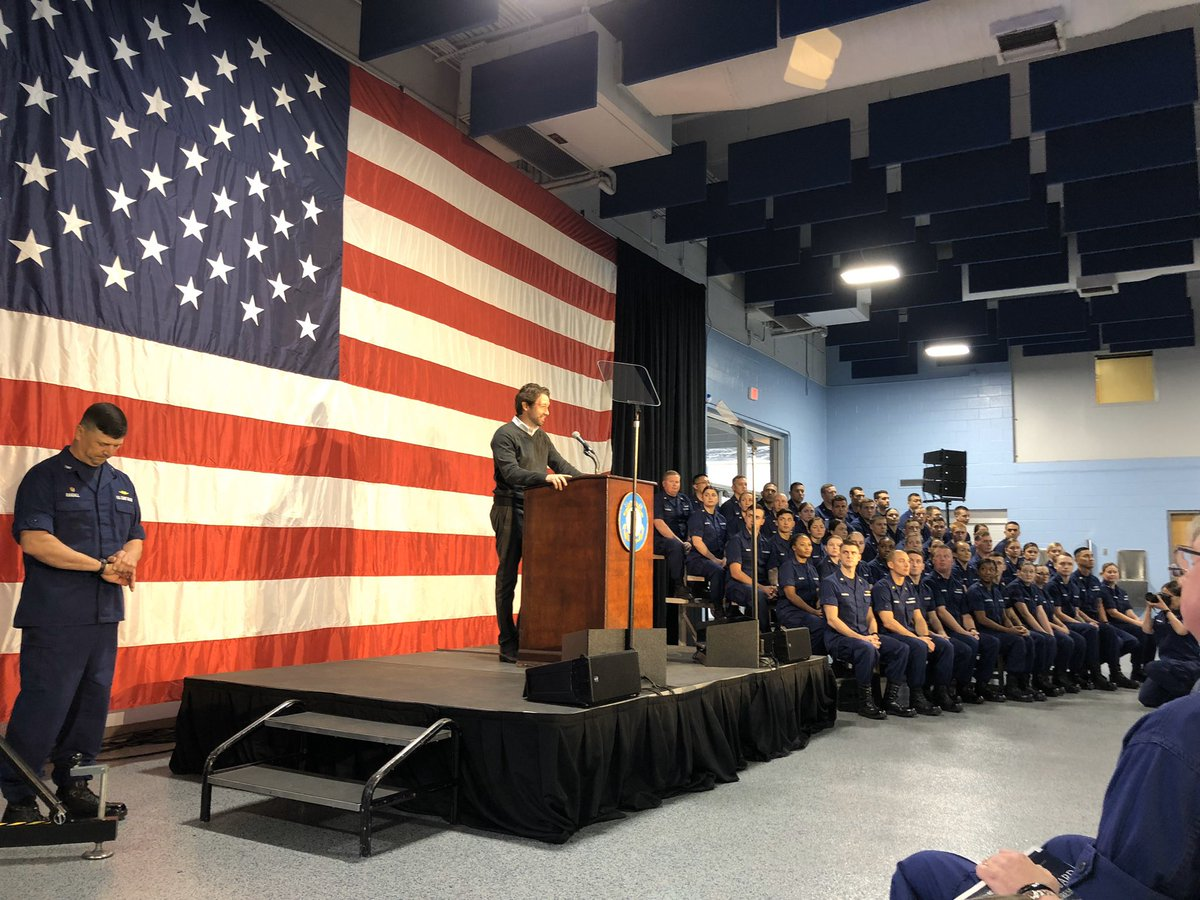 Such an honor to attend the State of the Coast Guard today and tour the @USCG Cutter James! I'm proud to be a strong advocate for Lowcountry military installations in Congress and I'll continue to work to ensure the needs of our Coast Guard are met.