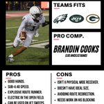 Image for the Tweet beginning: 2020 NFL Draft Scouting Report: