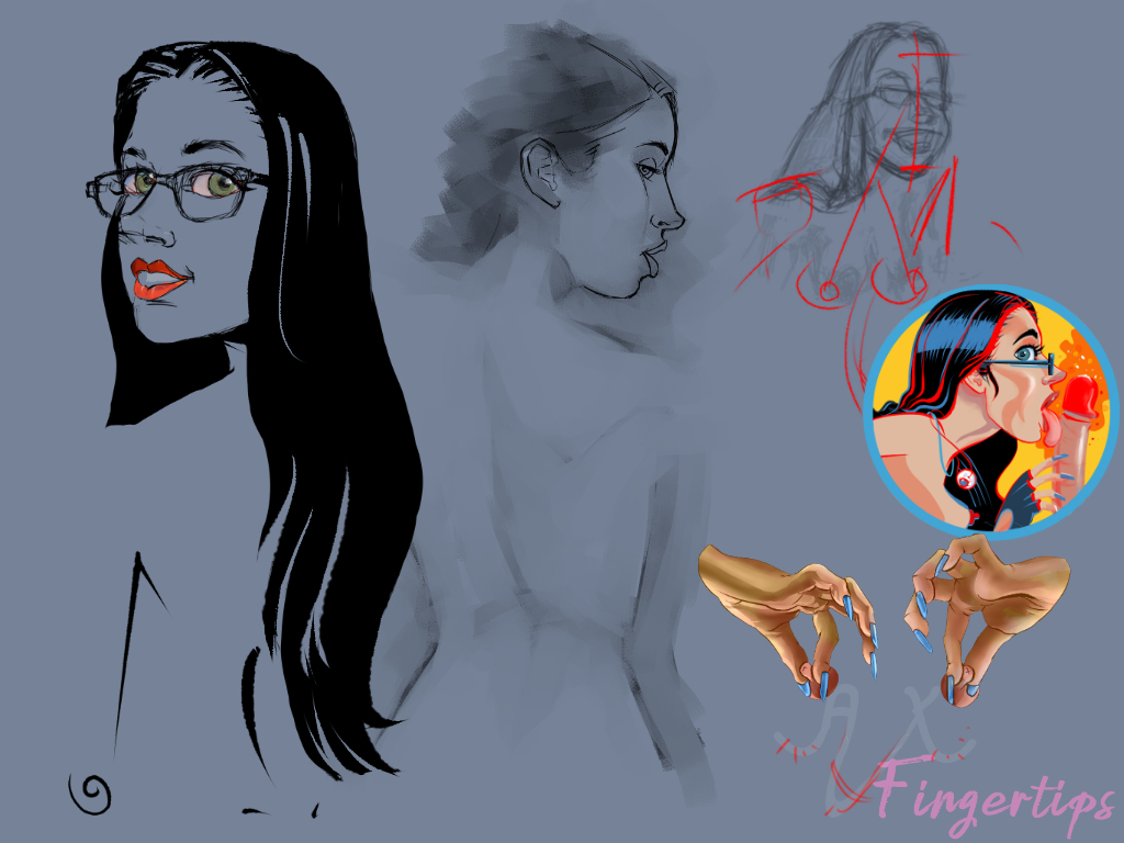 only few littles doodles/research/muse @AlexxxCoal  (caramba, I wish I had more time to draw .)  #eroticart pic.twitter.com/fJAjnegfKf