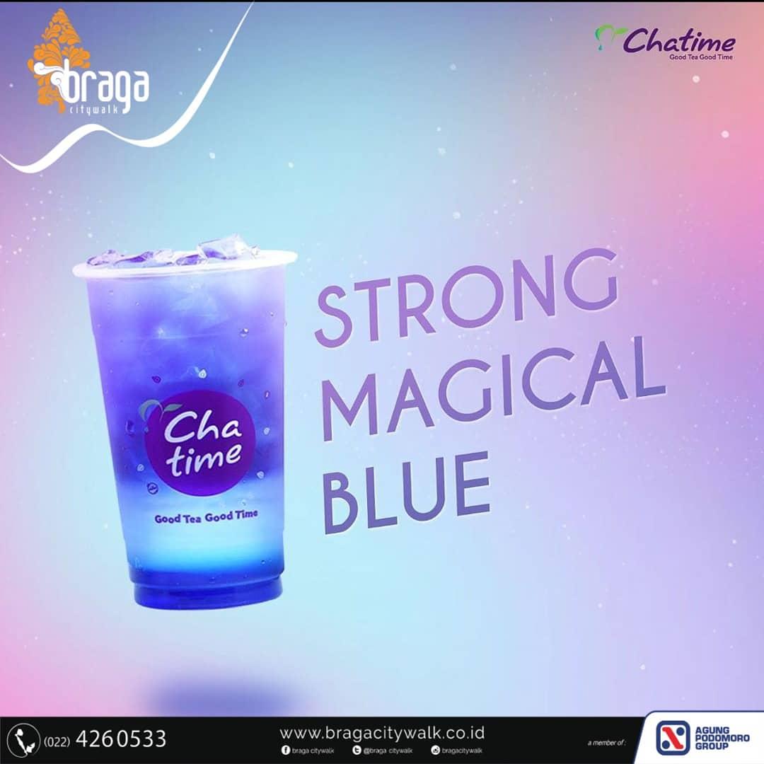 #RasaBaruUntukmu yaitu Chatime Blue Galaxy Series! 3 Pilihan menu minuman ini siap bermain bareng kami sebelum nikmatin langsung kesegarannya. Mana yang pengen banget kamu cobain duluan?   #Chatime di lantai GF Braga Citywalk see you there! #Meetmeatbragapic.twitter.com/u1YdfoII8C