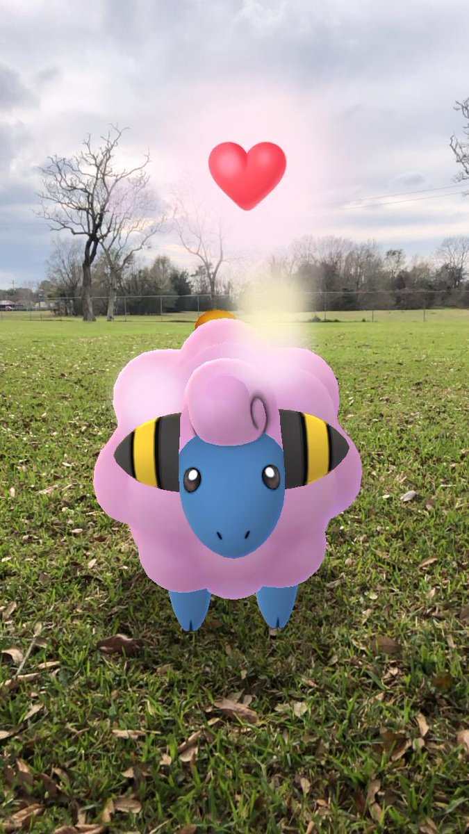 Mareep and I say take your time!  sending fresh air your way via the Internet pic.twitter.com/z8BirxBWhT