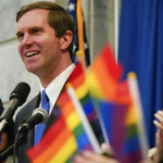 Image for the Tweet beginning: Democrat Andy Beshear became the