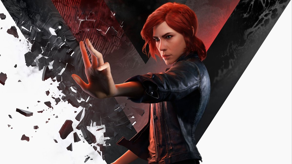 I'm really enjoying playing Control. Great main character. I love reading all the collectibles that fill the world. And every now and again, to break tension, it's fun to continuously jump around the office, breaking everything. #ControlRemedy