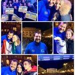 Image for the Tweet beginning: Fantastica serata a Pesaro!❤️