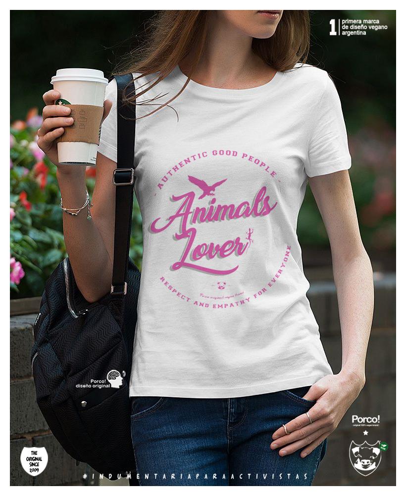 Diseño original #animalslover Gris o blanca a solo $500 Envios a todo el país #indumentariaparaactivistas #tupechohablaxlosanimales #diseñovegano #animalslover