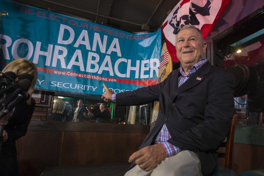 Former O.C. congressman Rohrabacher admits he dangled pardon to get info from Assange buff.ly/2wCfiFn