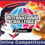 Tot vrijdag 28 februari 2020 om 1:00 's nachts kun je je inschrijven voor de International Challenge Februari 2020 in Pokémon Sword & Shield. Deelnemers die minstens één gevecht spelen ontvangen na afloop een Casual T-shirt (Poké Ball Guy).  Meer info: https://t.co/8ivyNtcdhy