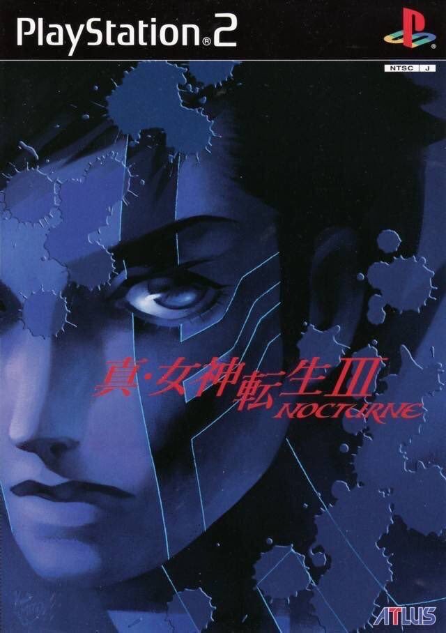 Shin Megami Tensei: Nocturne for the PS2 was released on this day in Japan, 17 years ago (2003)