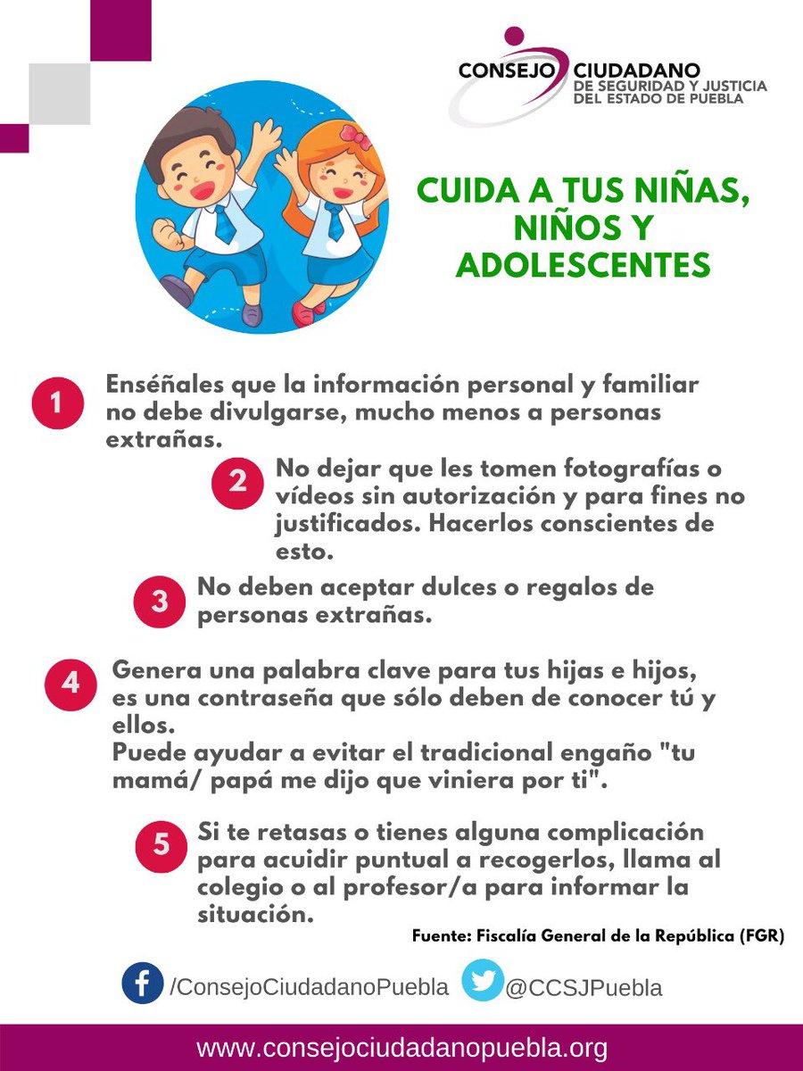 Establecer sencillos acuerdos con nuestras hijas e hijos 👧🏻🧒🏻 sobre su seguridad 🛡 es de vital importancia.   La prevención y la información los empoderan.  #HablamosEnCasa https://t.co/RwUtdgqwHD