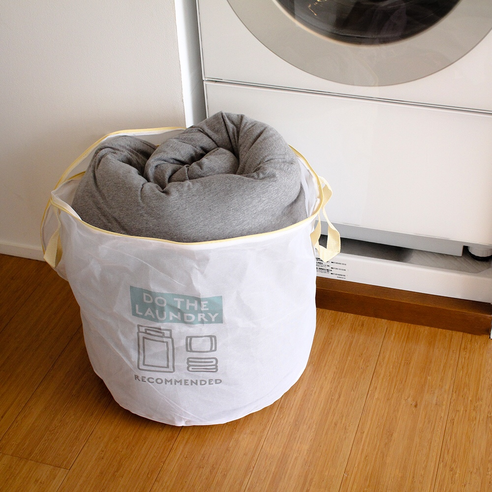 洗濯 布団