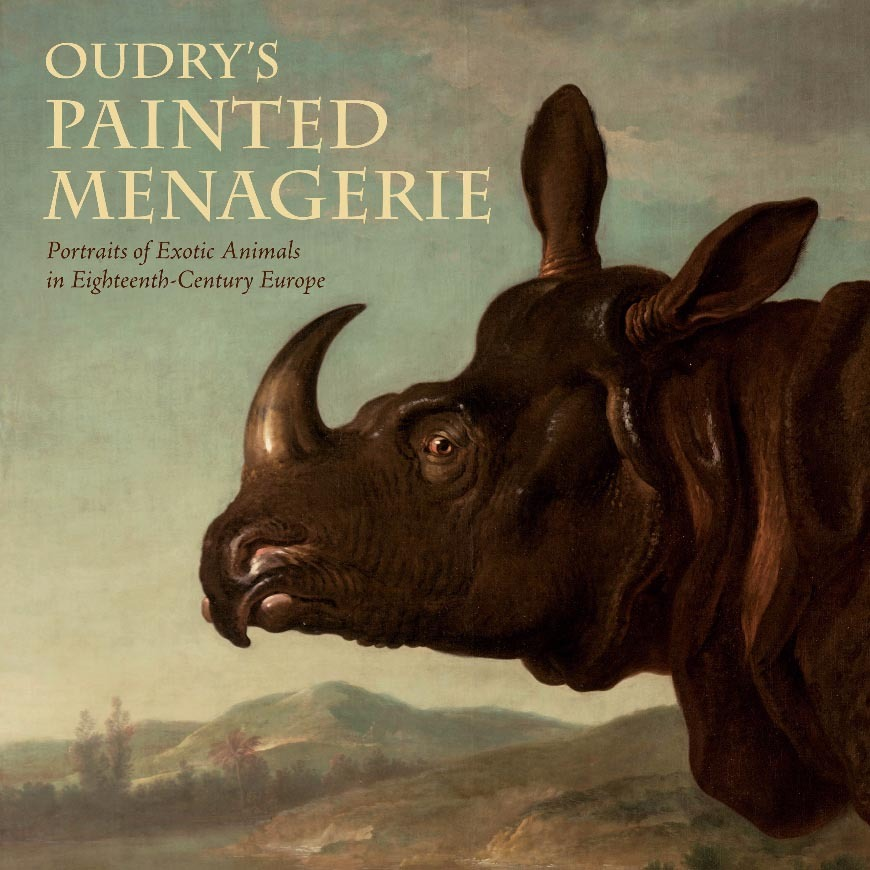 #Book Oudry's Painted Menagerie: Portraits of Exotic Animals in Eighteenth-Century France https://ift.tt/2bw3ZlH pic.twitter.com/kOQfjsZYU9