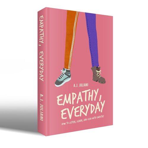 10 days! #empathyeveryday #kickstarter #booklaunch