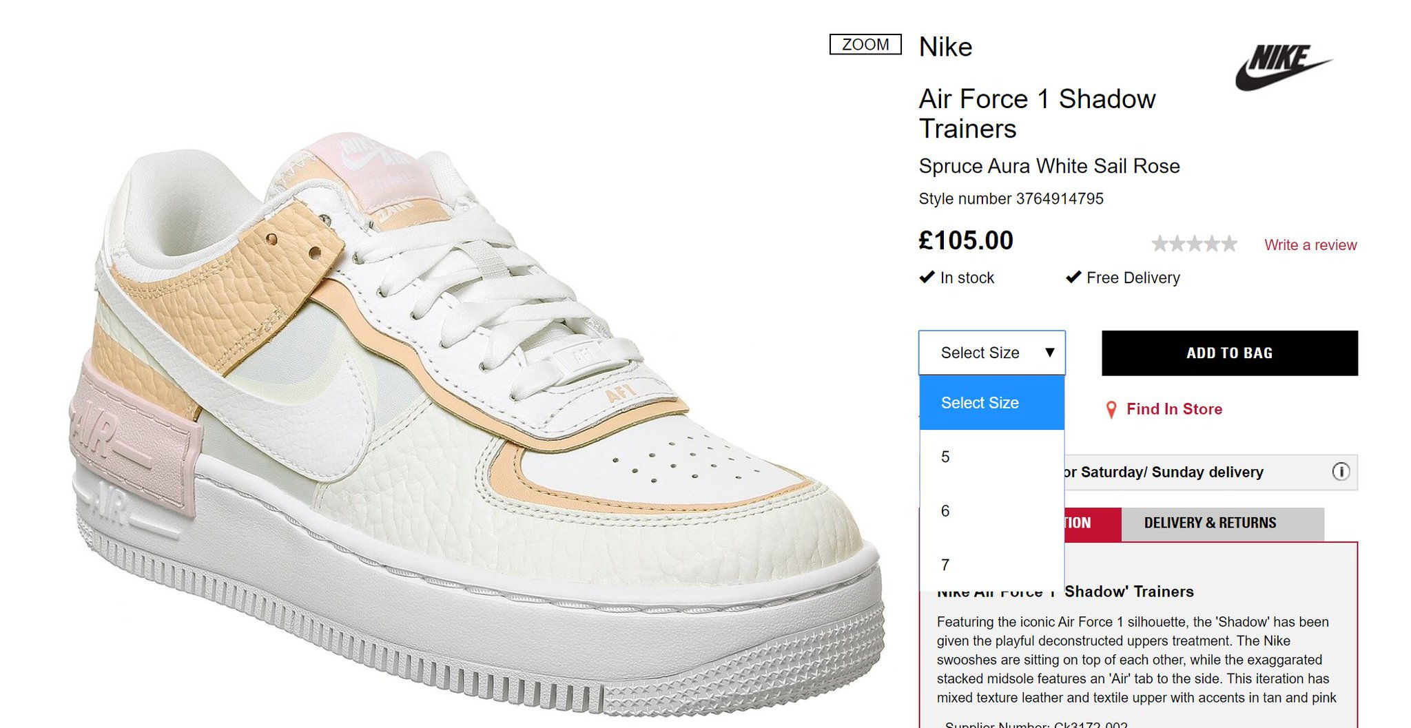 Moresneakers Com On Twitter Ad Women S Nike Air Force 1 Shadow Se Spruce Aura Sail Small Restock Live Via Offspring Https T Co Vvly2o2coe Office Https T Co Rs94vio8sz Https T Co Jx1yrm2vmp