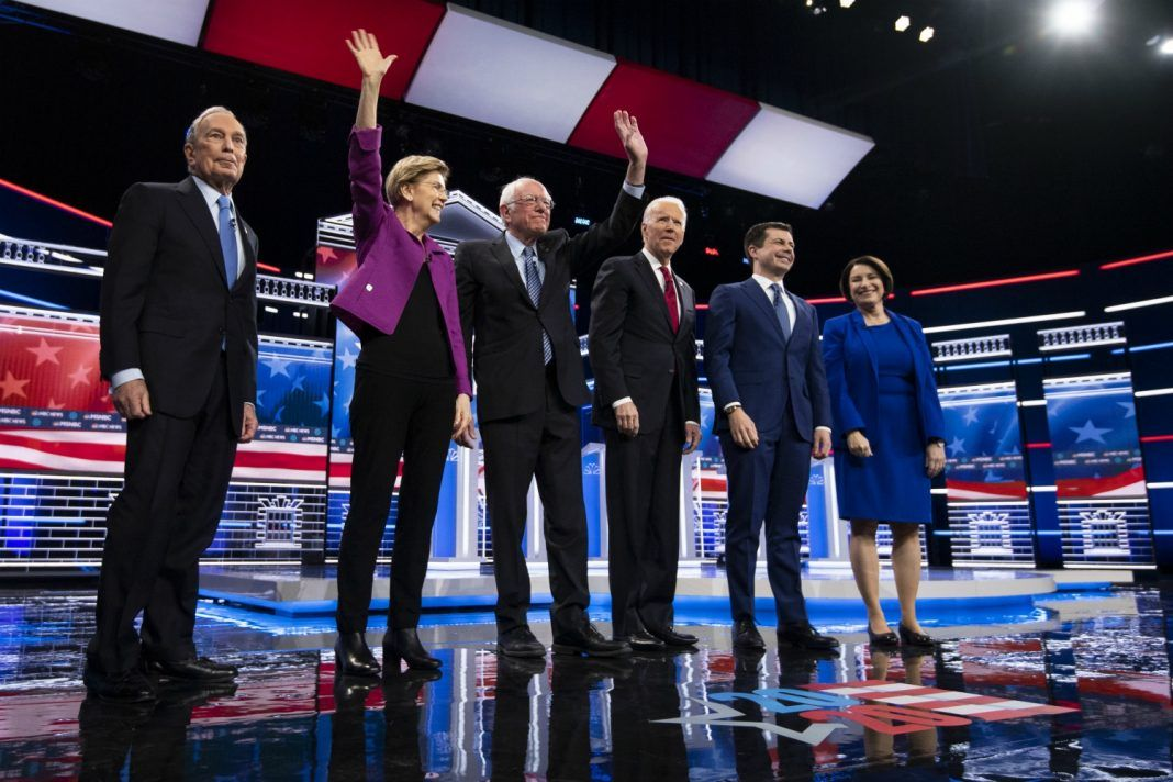 Last Night's #DemDebate had more viewers than the Grammys or Globes buff.ly/3bXoyDS