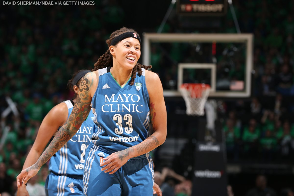 4x WNBA Champion Seimone Augustus is signing with the Los Angeles Sparks, the team announced.