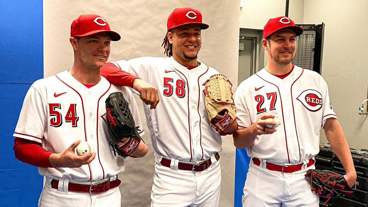 Sonny Gray, Luis Castillo and Trevor Bauer. Could the Cincinnati Reds and the best Starting 3 in Baseball in 2020.
