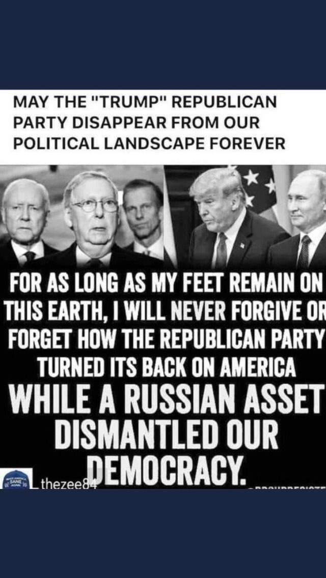 #RussianCollusion could not be fully investigated to prove everything & everyone who was working for #Putin #BarrCorruption stopped #Mueller investigations & corrupted #MuellerReport. The world knows #TraitorsSupportTraitorTrump  #PutinsGOP🤬#MoscowMitch   #Resistance #VoteBlue