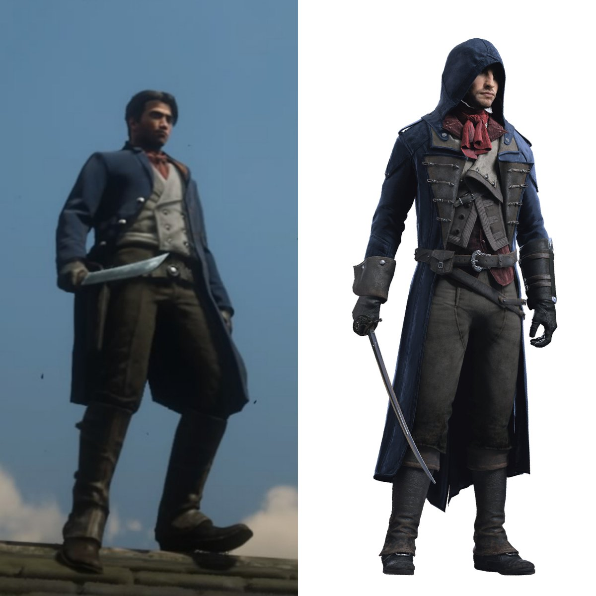 Reddeadnet On Twitter Arno From Assassin S Creed Unity Gets The
