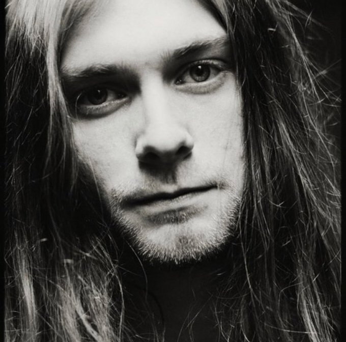 February 20 1967...happy heavenly bday to Kurt Cobain!     Photo by Andrew Catlin
