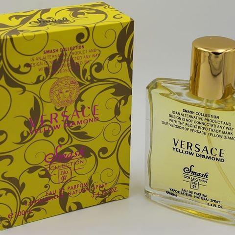 Eau De Parfum, 3.4FL.OZ, Smash Collection, Versace Yellow Diamond. - $17.44   #blacktwitter #BlackOwnedStores @seanrobin011 http://blacktradelines.com/store/20/item/424/Eau-De-Parfum--3-4FL-OZ--Smash-Collection--Versace-Yellow-Diamond-…pic.twitter.com/JEWrDxdzPT