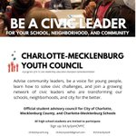 Image for the Tweet beginning: Be a civic leader! Join
