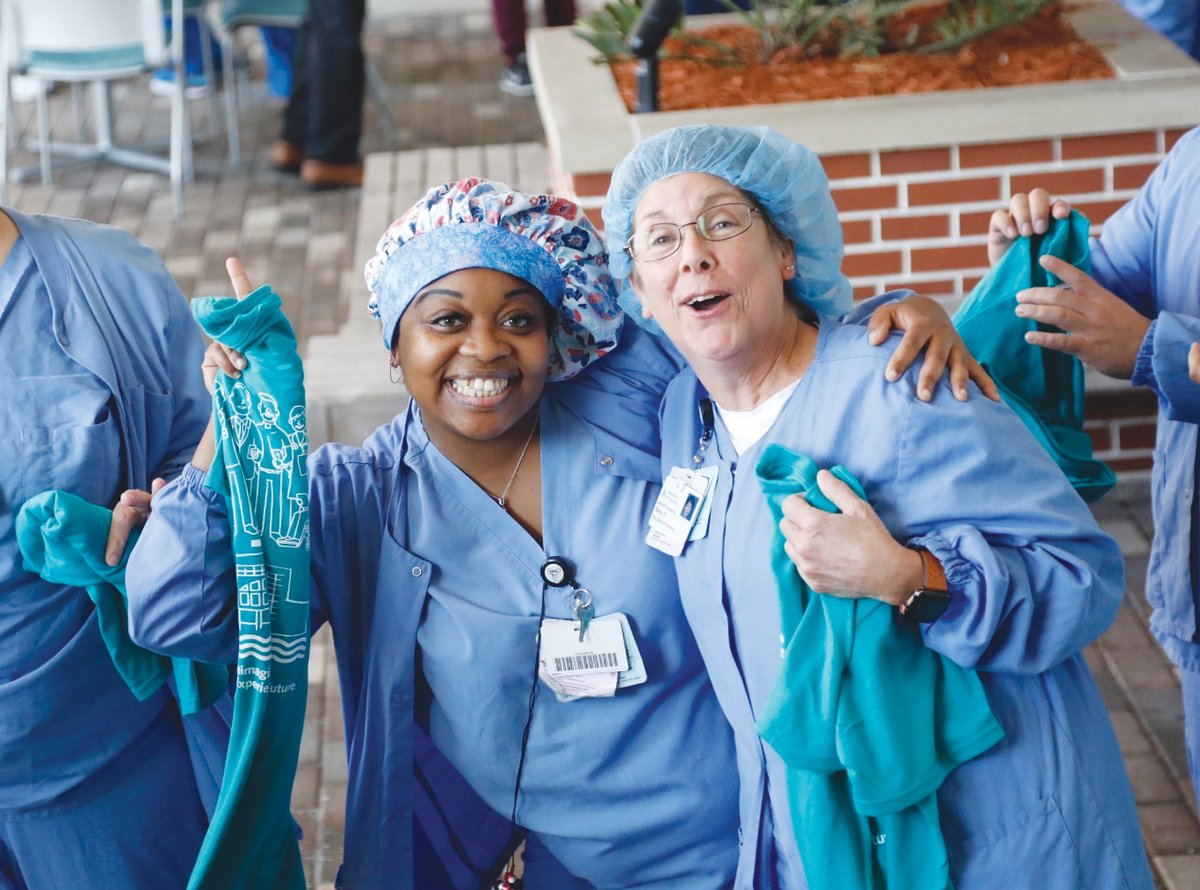 Catholic health care associates tap into the joy of serving others http://ow.ly/4DLf50yrTJz  @HospSistersHS @Ascensionorg @EssentiaHealth #CatholicHealth