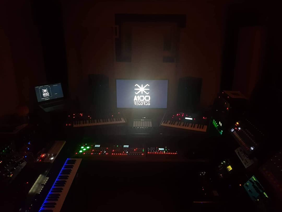 Welcome to the #VolkanBerg's spaceship!  Soon new release by him!!  Includes #ComplexGroove Remix.#a100records #techno #technomusic #technomusiclove #technolove #underground #producer #germany #spain #davesmith #accesvirus #elektronanalog #nativeinstruments #behringer #moogpic.twitter.com/ogRbIX6HXf