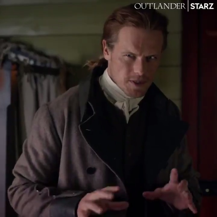 "Replying to @Outlander_STARZ: To be honest, just wanted to hear @SamHeughan say ""wee invisible beasties"" on loop. #Outlander"