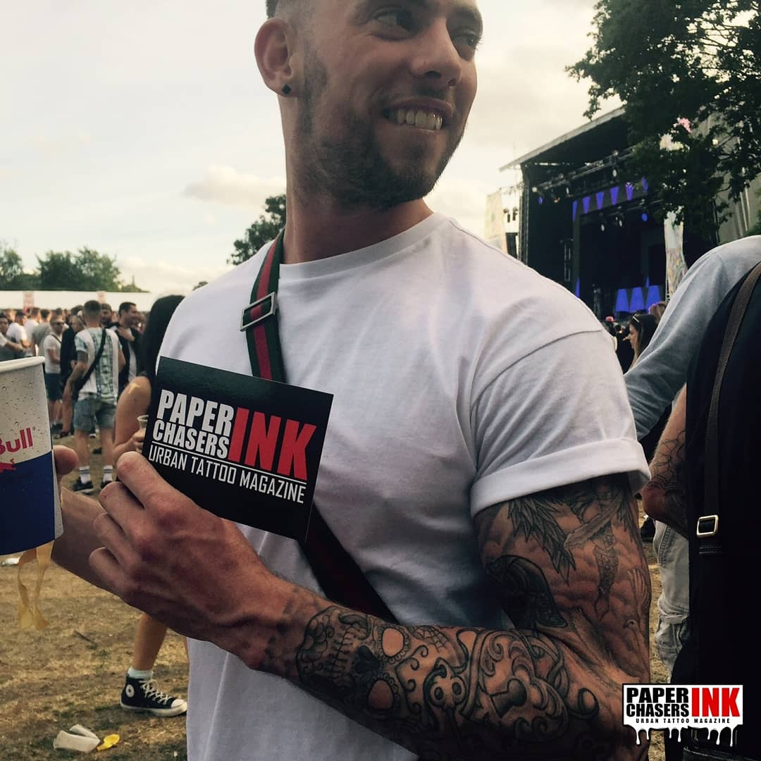 When you see us.. make sure that you get a flyer and show off your tattoos for the camera  #tattoos #press #tattoomagazine #ink #thearmy #Gang #festivals #showoff #tatts #bodyart #mag #paperchasersinkpic.twitter.com/JKhGKe4kNu