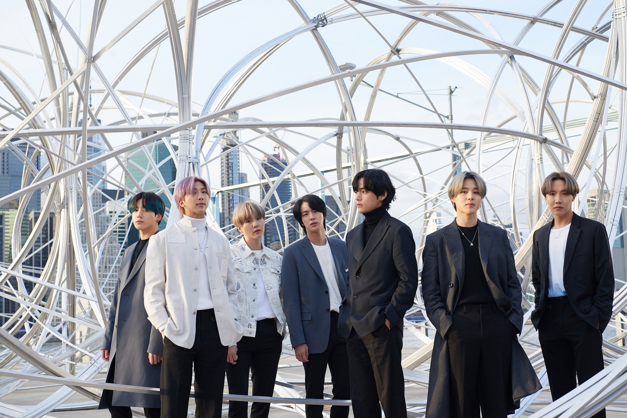 CONNECT BTS Akhirnya Dirilis, Teori di Balik Comeback 2020 dan Map of The Soul: 7 Mulai Terkuak © Big Hit Entertainment
