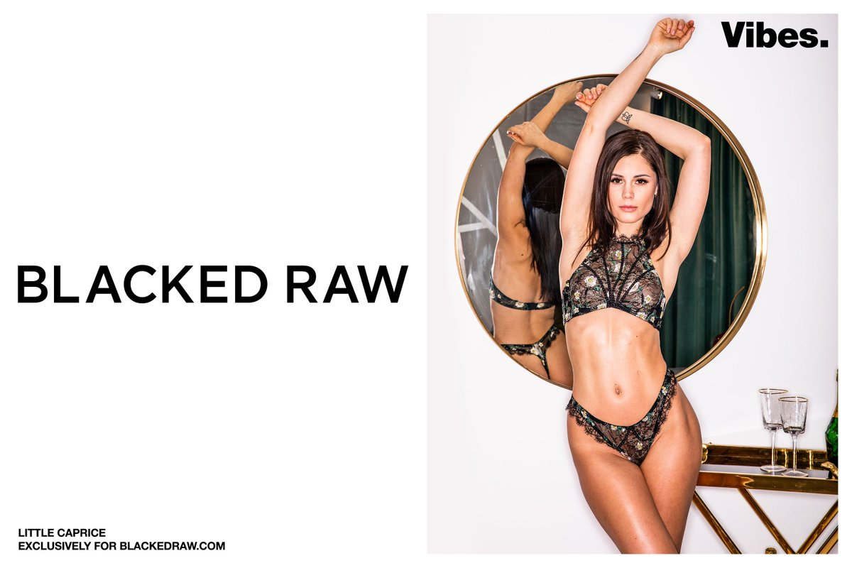 have you experienced the #blackedraw debut of @littlecapricetm yet?! bit.ly/capricebraw