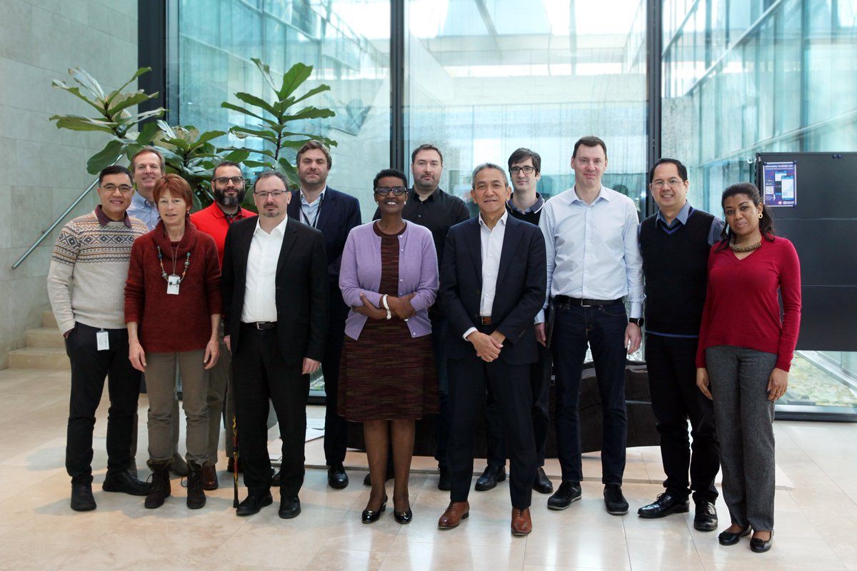 Today I met our smart, dynamic @UNAIDS IT team. You are woke! Uplifted to learn about the huge in house IT capacity. Our challenge is uptake! We must build a strong knowledge management function so staff can share their knowledge in real time. #culturechange.