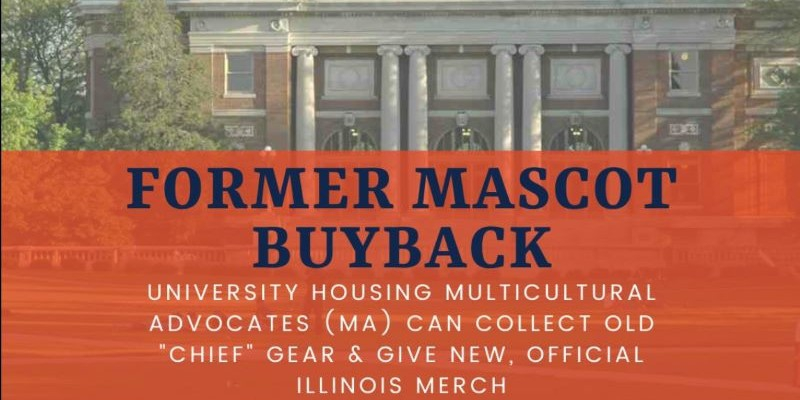 .@ILStudentGov is facilitating a Chief gear buyback: http://ow.ly/mkIv50ys0hE pic.twitter.com/1ZZdfNsAyK